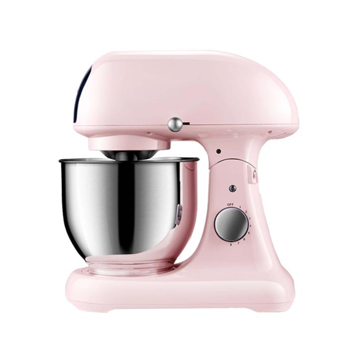 粉色攪拌機