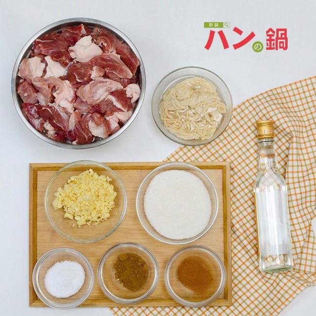 灌香腸-酒釀香腸食材